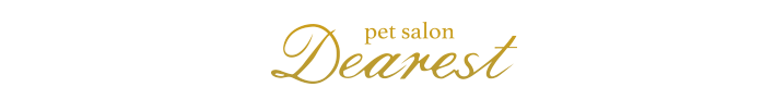 pet salon Dearest